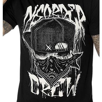 tricou hardcore bărbați - DISORDER CREW - HYRAW - SS20-M09-SST