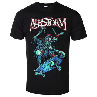 Tricou bărbătesc ALESTORM - PIRATE PIZZA PARTY - PLASTIC HEAD