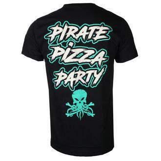 Tricou bărbătesc ALESTORM - PIRATE PIZZA PARTY - PLASTIC HEAD, PLASTIC HEAD, Alestorm