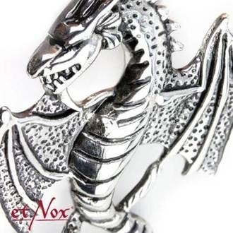 Pandantiv/ colier ETNOX - Big Dragon, ETNOX