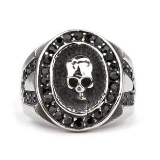 Inel ETNOX - Crystal Skull, ETNOX