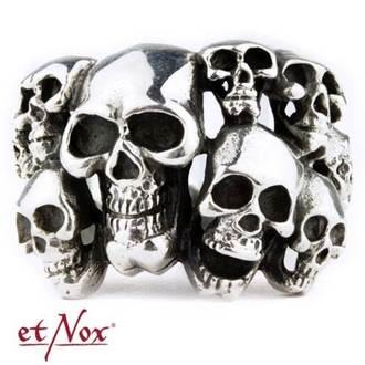 Inel ETNOX - Skulls, ETNOX