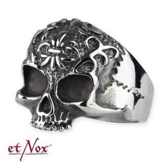 Inel ETNOX - Ornament Skull, ETNOX