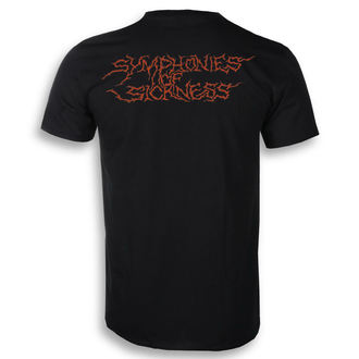 tricou stil metal bărbați Carcass - Symphonies of sickness - NUCLEAR BLAST, NUCLEAR BLAST, Carcass