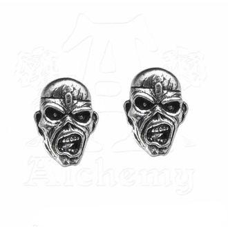 Cercei Iron Maiden - Eddie Head - ALCHEMY GOTHIC, ALCHEMY GOTHIC, Iron Maiden
