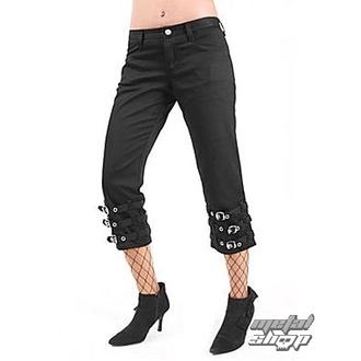 pantaloni femei 3/4 Aderlass - manacle slacks dril, ADERLASS