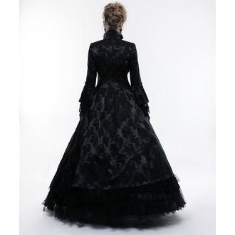 Palton damă PUNK RAVE - Black Ruby Gothic ball, PUNK RAVE