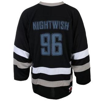 tricou stil metal bărbați Nightwish - OWL- LOGO 96 BLK/WHT - Just Say Rock, Just Say Rock, Nightwish