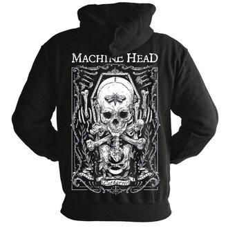 hanorac cu glugă bărbați Machine Head - Moth - NUCLEAR BLAST, NUCLEAR BLAST, Machine Head