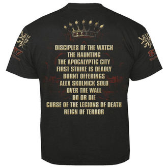 tricou stil metal bărbați Testament - Eindhoven - NUCLEAR BLAST, NUCLEAR BLAST, Testament
