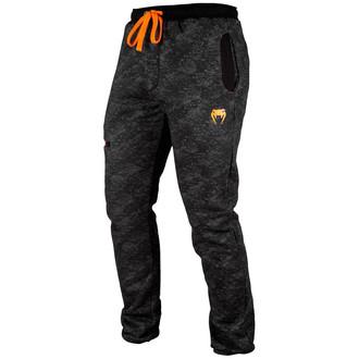 Pantaloni bărbătești de alergat  (pantaloni de antrenamente) Venum - Tramo - Black/Grey, VENUM