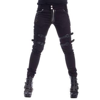 Pantaloni damă HEARTLESS - JOY - BLACK, HEARTLESS