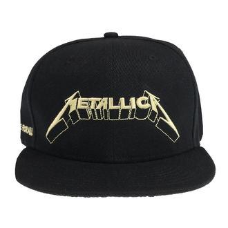 Șapcă Metallica - Justice Glow - Black, NNM, Metallica