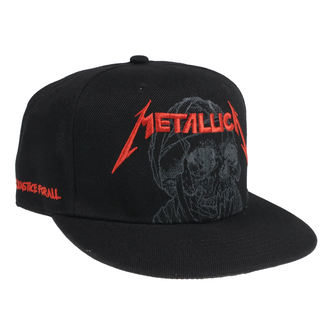 Șapcă Metallica - One Justice - Black, NNM, Metallica