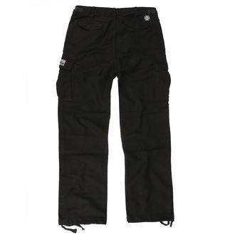 Pantaloni bărbătești WEST COAST CHOPPERS - M-65 CARGO PANTS - Vintage Black, West Coast Choppers