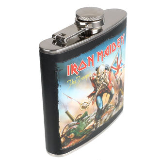 Ploscă de șold Iron Maiden - Trooper, NNM, Iron Maiden