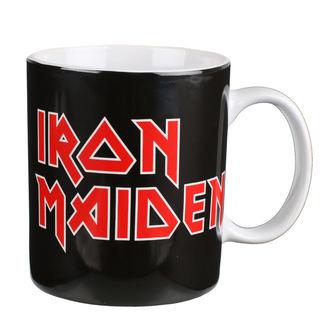 Cană Iron Maiden - Logo, Iron Maiden