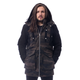sacou de iarnă - KNOCKOUT PARKA - POIZEN INDUSTRIES, POIZEN INDUSTRIES