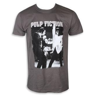 tricou cu tematică de film bărbați Pulp Fiction - DANCING - PLASTIC HEAD, PLASTIC HEAD