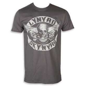 tricou stil metal bărbați Lynyrd Skynyrd - BIKER PATCH - PLASTIC HEAD, PLASTIC HEAD, Lynyrd Skynyrd