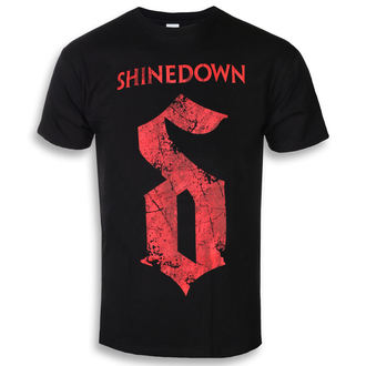 tricou stil metal bărbați Shinedown - THE VOICES - PLASTIC HEAD, PLASTIC HEAD, Shinedown