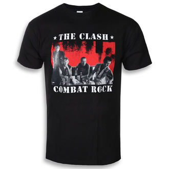 tricou stil metal bărbați Clash - BANGKOK COMBAT ROCK - PLASTIC HEAD, PLASTIC HEAD, Clash