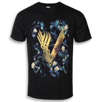 tricou cu tematică de film bărbați Vikingové - FIGHT - PLASTIC HEAD, PLASTIC HEAD