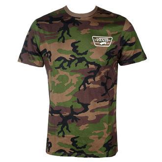 tricou de stradă bărbați - FULL PATCH BACK S - VANS, VANS