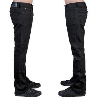 Pantaloni bărbaţil (blugi) WORNSTAR - Essentials - Trailblazer Black Denim, WORNSTAR