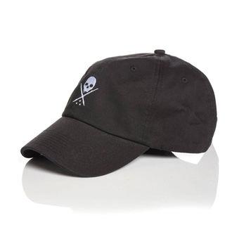 Șapcă SULLEN - POP BADGE - BLACK, SULLEN