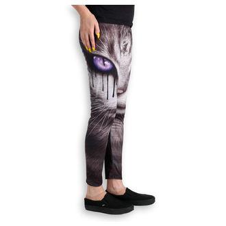 Pantaloni femei (colanți)  SPIRAL - CAT'S TEARS - Black, SPIRAL