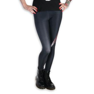 Pantaloni damă (colanți) PAMELA MANN - Metallica - Death Magnet MET1006 - 'M' - Black / Brown, PAMELA MANN, Metallica