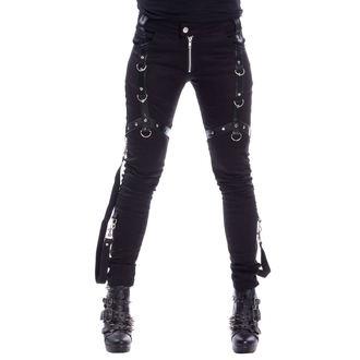 Pantaloni damă  Vixxsin - LEVANT - BLACK, VIXXSIN