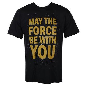 tricou cu tematică de film bărbați Star Wars - FORCE - LIVE NATION, LIVE NATION