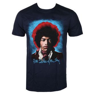 tricou stil metal bărbați Jimi Hendrix - SKY - LIVE NATION, LIVE NATION, Jimi Hendrix