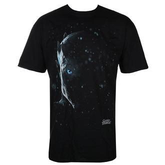 tricou cu tematică de film bărbați Hra o trůny - WHITE WALKER - LIVE NATION, LIVE NATION