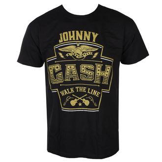 tricou stil metal bărbați Johnny Cash - LABEL - LIVE NATION, LIVE NATION, Johnny Cash