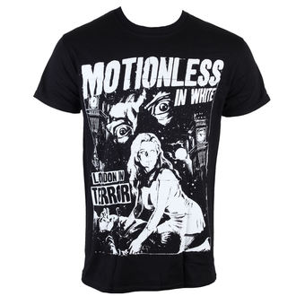 tricou stil metal bărbați Motionless in White - London Terror - LIVE NATION, LIVE NATION, Motionless in White
