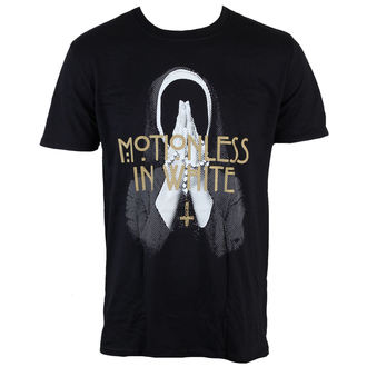 tricou stil metal bărbați Motionless in White - Nun - LIVE NATION, LIVE NATION, Motionless in White