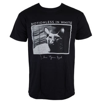 tricou stil metal bărbați Motionless in White - Cat - LIVE NATION, LIVE NATION, Motionless in White