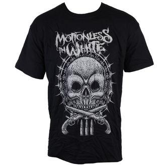 tricou stil metal bărbați Motionless in White - Skull - LIVE NATION, LIVE NATION, Motionless in White