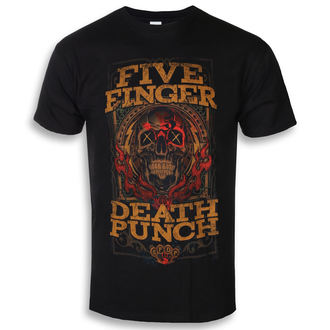 tricou stil metal bărbați Five Finger Death Punch - Wanted - ROCK OFF, ROCK OFF, Five Finger Death Punch