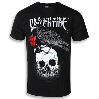 tricou stil metal bărbați Bullet For my Valentine - Raven - ROCK OFF, ROCK OFF, Bullet For my Valentine