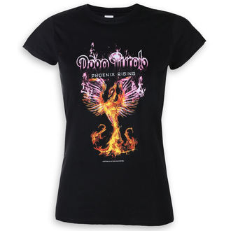 tricou stil metal femei Deep Purple - Phoenix Rising - LOW FREQUENCY, LOW FREQUENCY, Deep Purple