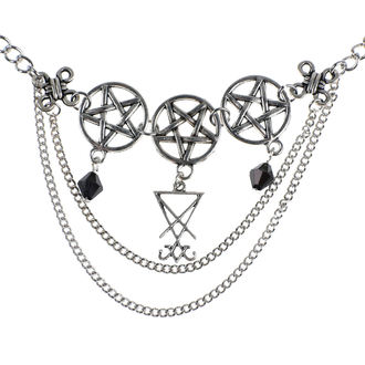 Colier Luciferothica - Luciferian Choker, LUCIFEROTHICA