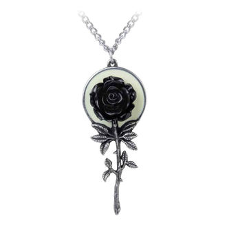Colier cu pandantiv ALCHEMY GOTHIC - Luna Rose