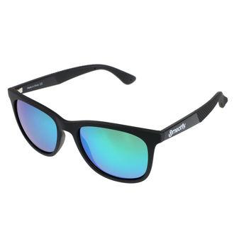 Ochelari de soare MEATFLY - AMBREIAJ D 4/17/55 - BLACK, MEATFLY
