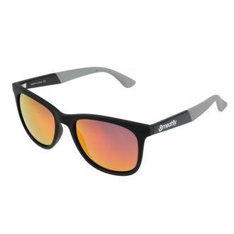 Ochelari de soare MEATFLY - AMBREIAJ A 4/17/55 - BLACK / GREY, MEATFLY