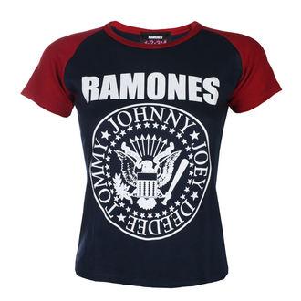 Tricou damă Ramones - Presidential Seal - ROCK OFF, ROCK OFF, Ramones
