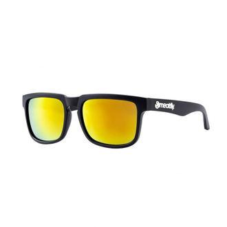 Ochelari de soare MEATFLY - MEMPHIS - A - 4/17/55 - Black Matt , MEATFLY